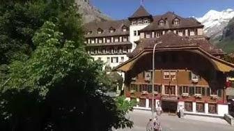 Belle Epoque Hotel Victoria - Kandersteg - Switzerland