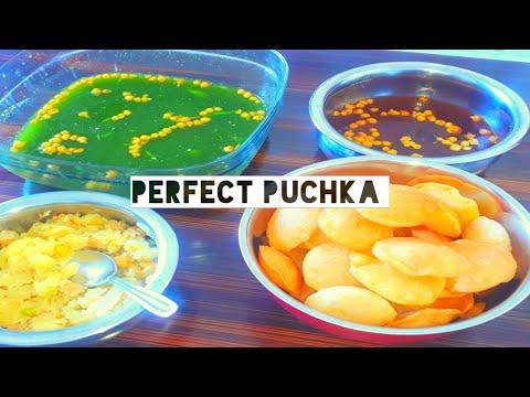 puchka banane ka tarika | #पानीपुरी | puchka, panipuri, golgappa recipe | Indian street food