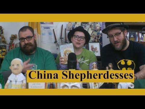 China Shepherdesses