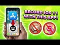 Download *NEW* iOS 11/12 Screen Recorder in App Store! BEST iOS 11/12 Screen Recording App!!