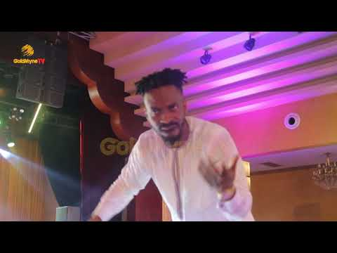9ICE'S PERFORMANCE AT K1 DE ULTIMATE LIVE IN LAGOS CONCERT
