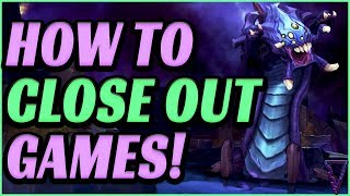 How To Close Aฑd Win Games With Good Macro (Fix Mid/Late Game Mistakes)
