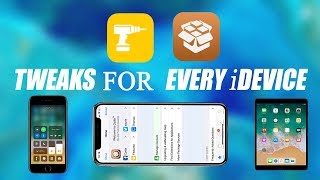 MUST HAVE CYDIA TWEAKS IN EVERY JAILBROKEN iPHONE , iPAD , iPOD TOUCH .