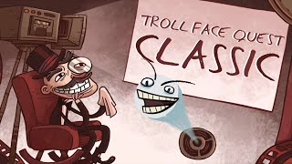 TrollFace Quest Classic - New InComing TrollFace Quest Game