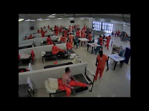 Inmate Attacks Detention Deputy