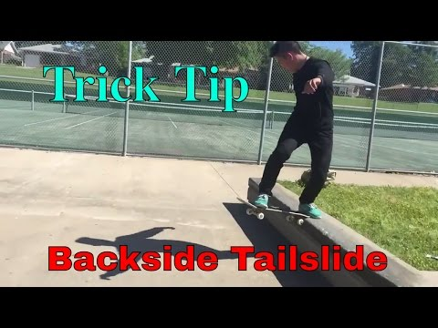 BEST IN-DEPTH TRICK TIP Learn Steezy Backside Tailslide With Hideaki Nomura