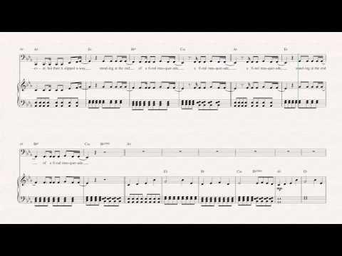 Tuba - Final Masquerade - Linkin Park Sheet Music, Chords, & Vocals