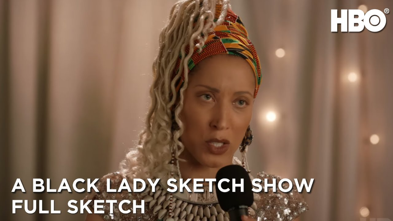 Download A Black Lady Sketch Show: Hertep Homecoming (Full Sketch)   HBO