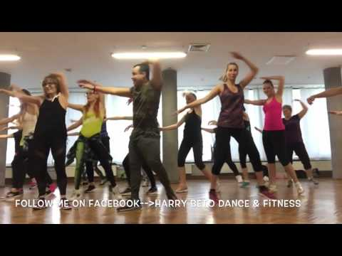 NO ES ILEGAL - (Not A Crime)/ Daddy Yankee Ft Play N Skillz / Dance Fitness Choreography Harry Beto
