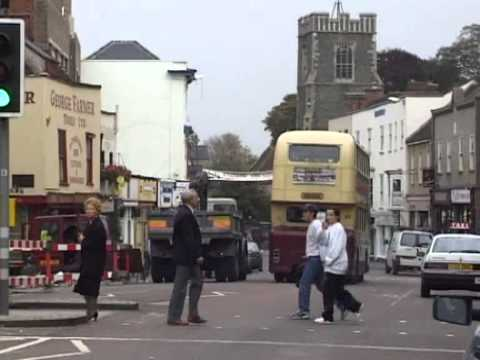 COLCHESTER BUSES 1996
