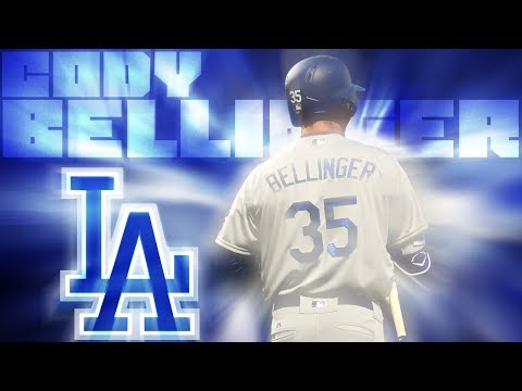 Cody Bellinger | 2017 Rookie Highlights ᴴᴰ