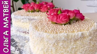 Как Сделать Торт с Живыми Цветами к 8 Марта| How to Make a Cake with Fresh Flowers