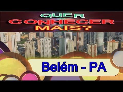 BELÉM - PA. QUER CONHECER MAIS?