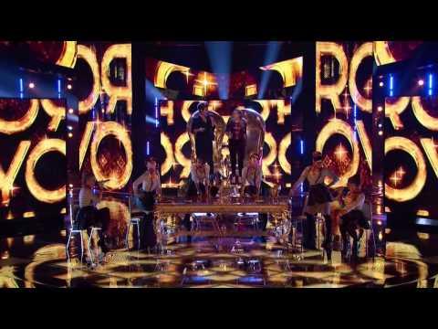 "Caroline Pennell & Tessanne Chin Performance: ""Royals"""