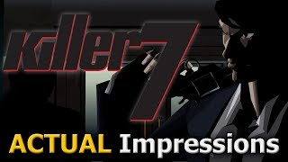 killer7 (ACTUAL Impressions) [PC]