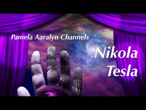 Pamela Aaralyn Interviews Nikola Tesla