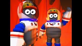 WOULD DUCKS SURVIVE AUF MARS (Roblox Mars Mining Simulator lustige Momente)