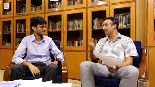 Saurabh Sabhlok - Rank 124 (UPSC CSE 2017) - In Conversation with Abhey Kumar