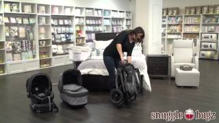 Peg Perego Book Pop Up Review(Infant seat, bassinet, toddler seat - the Book Pop Up by Peg Perego is the stroller you need for an easy transition for all stages of your child's progress. Working ..., 2016-03-28T20:50:28.000Z)