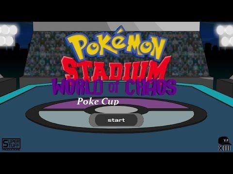 Pokemon Stadium World Of Chaos Hacked