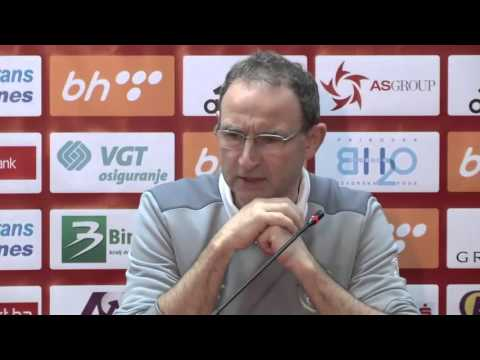 Bosnia and Herzegovina v Republic of Ireland - Post Match Presser Short - Martin O'Neill (13/11/15)