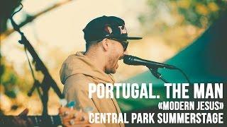 """Portugal The Man at Central Park SummerStage - """"Modern Jesus"""" Live"""