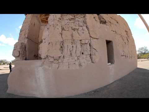 FabFamily - Casa Grande Ruins National Monument - Casa Grande,