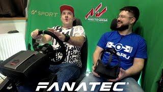 🔥Профессиональный дрифтер vs Assetto Corsa и Gran Turismo Sport на руле Fanatec ClubSport