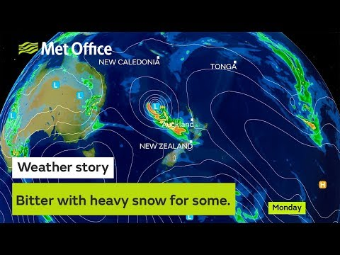 Weather Story - Bitterly cold this week, but where will see heavy snow?