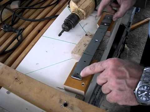 C mo hacer una ingletadora casera con sierra circular ii - Como hacer una shisha casera ...