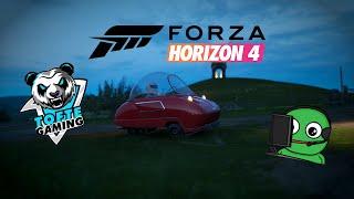 Jens Spiller: Forza Horizon 4 med Jonas & Panda