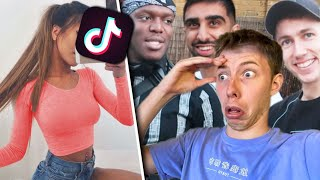 I Reacted to the BEST VIRAL Tik Toks