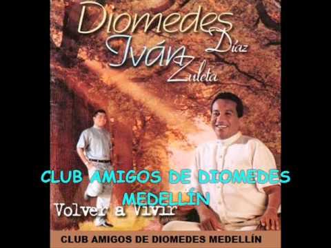 02 NADIE MÁS COMO TU - DIOMEDES DÍAZ E IVÁN ZULETA (1998 VOLVER A VIVIR)