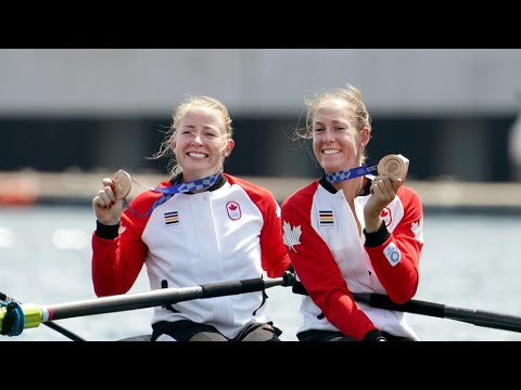 'Canadian toughness showed through' for rowers who won bronze medal