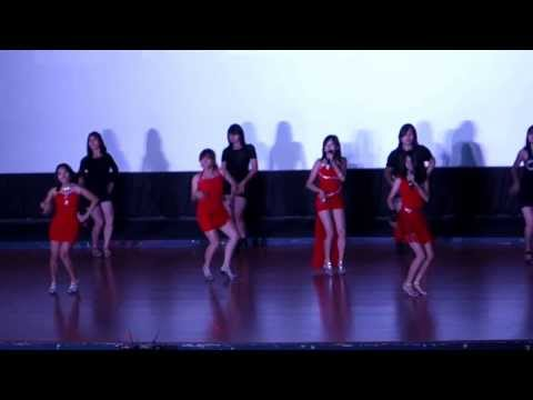 Give It To Me - Supreme Serenade (SISTAR Cover) Fancam