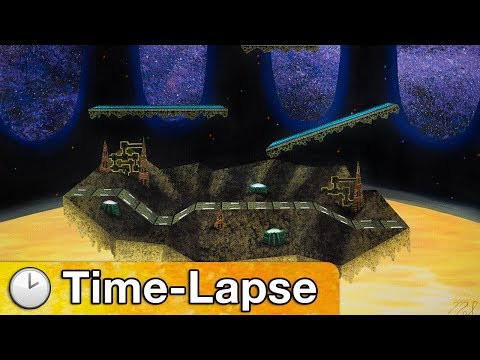 Super Smash Bros 64 - Time Lapse Painting