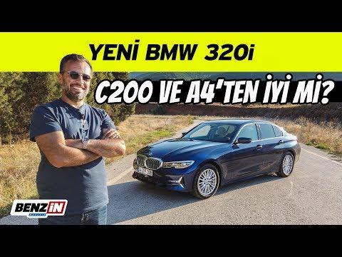 Yeni BMW 320i test sürüşü 2019 | 400 bin TL'ye değer mi?