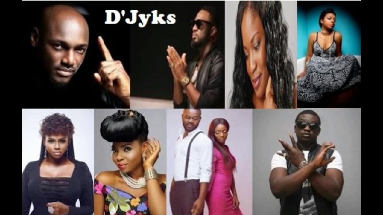 Naija slow mix Vol  2 by D'Jyks