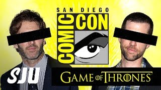 Game of Thrones Showrunners Drop Out of SDCC | SJU