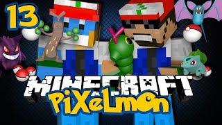 Minecraft Pixelmon 13 - MY FIRST LEGENDARY (Pokémon in Minecraft)