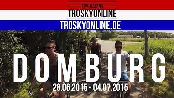 Domburg 2015 - Kurztrip ans Meer in Holland | Video