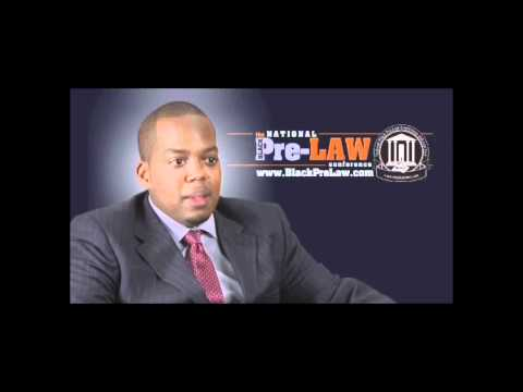 National Black Pre-Law Conference and Law Fair Testimonials: Vincent Harding