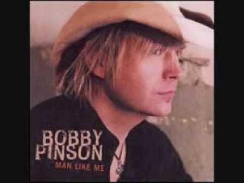 Bobby Pinson - Man like me
