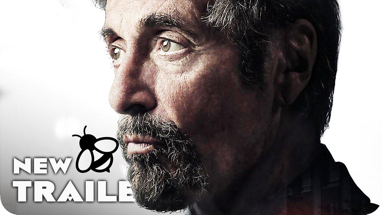 Hangman Trailer 2017 Al Pacino Karl Urban Thriller