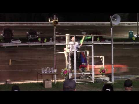 Hummingbird Speedway (9-10-16): Sunny 106.5 FM Pure Stock Feature