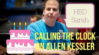 Allen Kessler Says Happy Birthday to Sarah