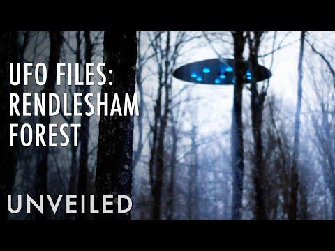 Did Aliens Visit Rendlesham Forest? | Unveiled
