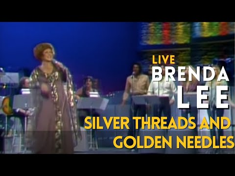 Brenda Lee – Silver Threads And Golden Needles #CountryMusic #CountryVideos #CountryLyrics https://www.countrymusicvideosonline.com/brenda-lee-silver-threads-and-golden-needles/ | country music videos and song lyrics  https://www.countrymusicvideosonline.com