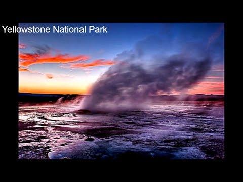 Yellowstone National Park video tour