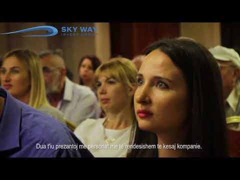 Report from Albania. The first Sky Way Invest Group Conference (14 september, 2017)